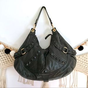 ISABELLA FIORE Pick Up Lines Angie Hobo Slouch Bag